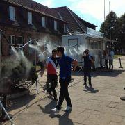 """""""Nebelduschen"""" am Eingang von Auschwitz sorgen für Aufregung (Foto)"""