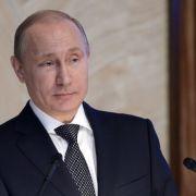 Hat der Kreml-Chef eine neue Freundin? (Foto)
