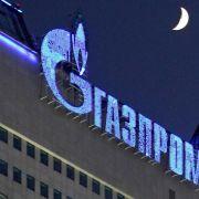 Gazprom steigert Halbjahresgewinn um 50 Prozent (Foto)