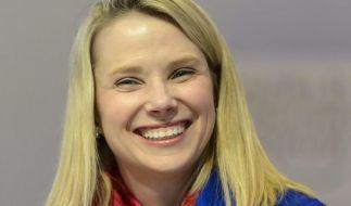 Keine längere Babypause: Yahoo-Chefin Mayer erwartet Zwillinge (Foto)