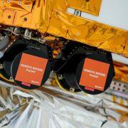 ESA stellt neuen Wissenschaftssatelliten «Lisa Pathfinder» vor (Foto)
