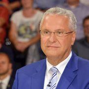Minister Herrmann nennt Roberto Blanco «Neger»: Proteststurm (Foto)