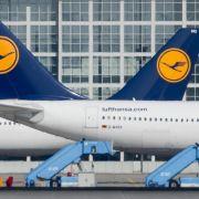 Piloten drohen Lufthansa mitStreik Nummer 13 (Foto)