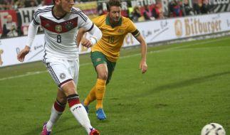 Mesut Özil würde gerne bei Olympia 2016 mit der deutschen Mannschaft spielen. (Foto)