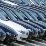 Automarkt weiter stabil (Foto)