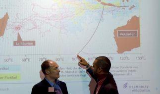 Australier halten trotz Analyse an MH370-Suchgebiet fest (Foto)
