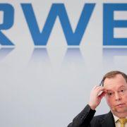 RWE-Aktie stürzt immer tiefer (Foto)
