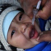 WHO meldet zwei Polio-Fälle in der Ukraine (Foto)
