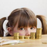 Deutsche Kinder bekommen zu viel Taschengeld (Foto)