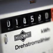Strom erstmals seit 15 Jahren wieder etwas günstiger (Foto)