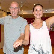 """Das macht das """"Stepping Out""""-Tanzpaar jetzt beruflich (Foto)"""