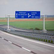 Milliarden-Projekt Autobahn 71 fertig (Foto)