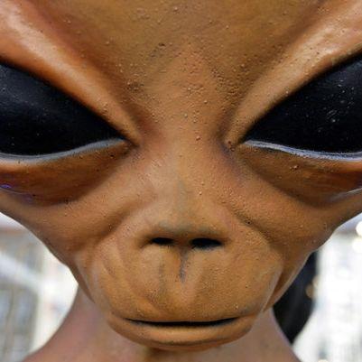 Haben Fischer einen toten Alien gefunden? (Foto)