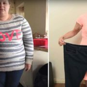 Frau verliert 50 Kilo, weil sie auf ein Lebensmittel verzichtet (Foto)