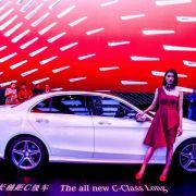 Daimler legt in China um mehr als 50 Prozent zu (Foto)