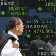 Schäuble: Werden intensiver über Wirtschaftslage in China reden (Foto)