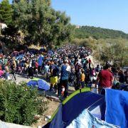 Eine Insel nur für Flüchtlinge (Foto)