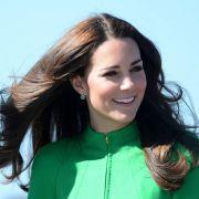 Erwartet Herzogin Catherine schon das dritte Kind? (Foto)