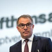 Lufthansa und Piloten reden noch (Foto)