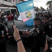 Korruption: Telefonmitschnitte belasten Guatemalas Ex-Präsidenten (Foto)