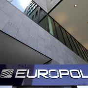 Webseite von Europol mehrere Stunden offline (Foto)
