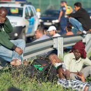 EU-Außenminister diskutieren über Flüchtlinge (Foto)