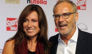 Kerstin und Reinhold Beckmann haben sich getrennt. (Foto)
