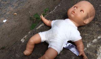 Eine Mutter soll ihren Sohn (1) erstochen haben. (Foto)