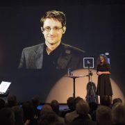 Norweger ehren Snowden mit Preis für Meinungsfreiheit (Foto)