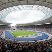 Kugelstoß-Weltmeisterin Schwanitz siegt auch in Berlin (Foto)