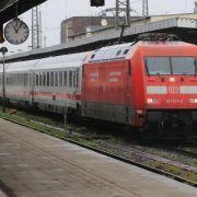 Bahn-Konkurrenten warnen vor Wettbewerbsverzerrung (Foto)