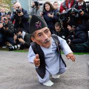 Kleinster Mann der Welt gestorben (Foto)