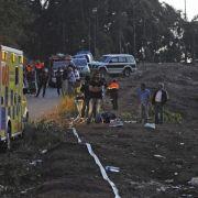 Auto rast in Spanien bei Rallye in Zuschauer: Sechs Tote (Foto)