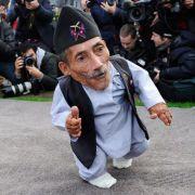 54,6 Zentimeter! Kleinster Mann der Welt gestorben (Foto)