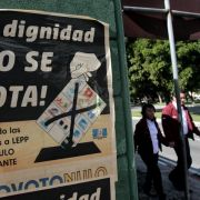 Mitten im Korruptionsskandal: Guatemala wählt neuen Präsidenten (Foto)