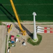 Fall fürs Gericht: Windrad könnte Wetterradar stören (Foto)