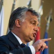 Orban ruft Österreich und Deutschland zur Grenzschließung auf (Foto)