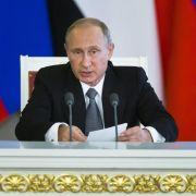 Putin ordnet unangekündigtes Manöver im Zentrum Russlands an (Foto)
