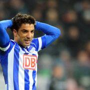 Verletzungssorgen beim Hertha BSC (Foto)