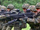 Zapfenstreich für das G36: Die Waffe wird ausgemustert. (Foto)