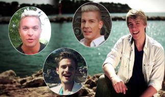 Julian David, Jörn Schlönvoigt, Norman Langen und Andre Steyer (v.li.). (Foto)