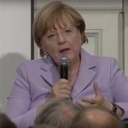 """Kanzlerin erteilt """"besorgten Bürgern"""" Standpauke (Foto)"""