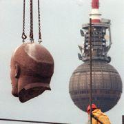 Lenin-Kopf bei Berlin gefunden (Foto)