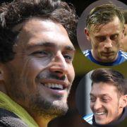 Verblüffend unheimlich! Diese Fußballer gibt es doppelt (Foto)