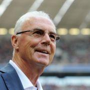 """Der """"Kaiser"""" des deutschen Fußballs wird 70 (Foto)"""