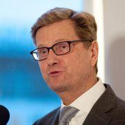 Nach der Leukämie: Geht Guido Westerwelle zurück in die Politik? (Foto)