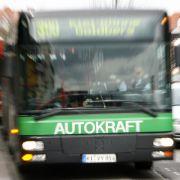 Verdi legt Bus-Verkehr in Schleswig-Holstein lahm (Foto)