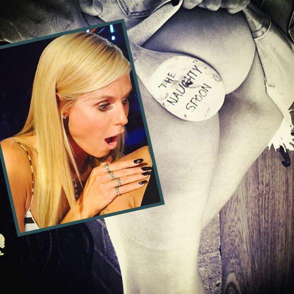 Nackte Popos und sexy Posen: Die heißesten Fotos der Woche (Foto)