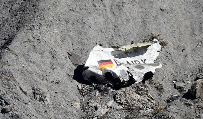 Absturz der Germanwings-Maschine