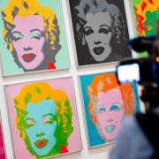 Diebe tauschen Andy Warhol-Originale gegen Kopien (Foto)